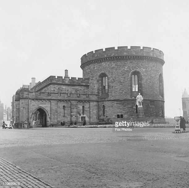 Carlisle Citadel Cumberland circa 1930
