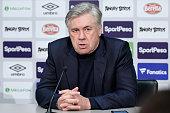 GBR: Everton Press Conference