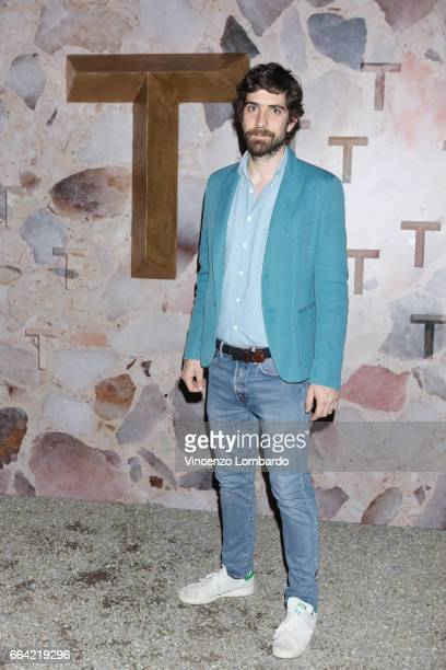 Carlo Borromeo attends 'T Magazine The New York Times' Celebration of Milan Design Week on April 3 2017 in Milan Italy