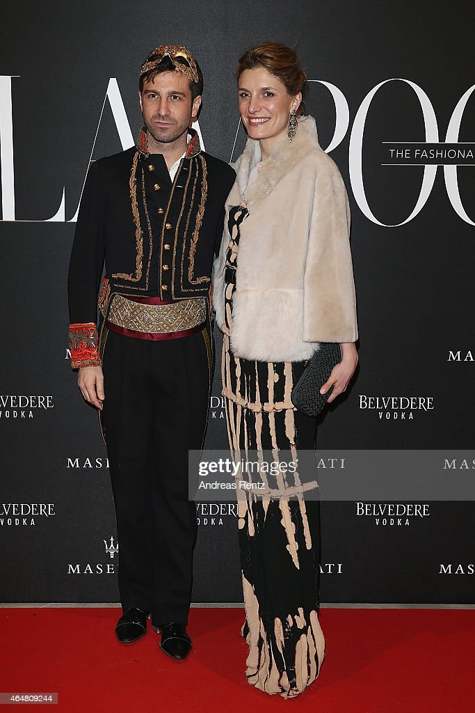 ImagesVideoThe Misia Ball - Lampoon Launch Party - Photocall10 immagini