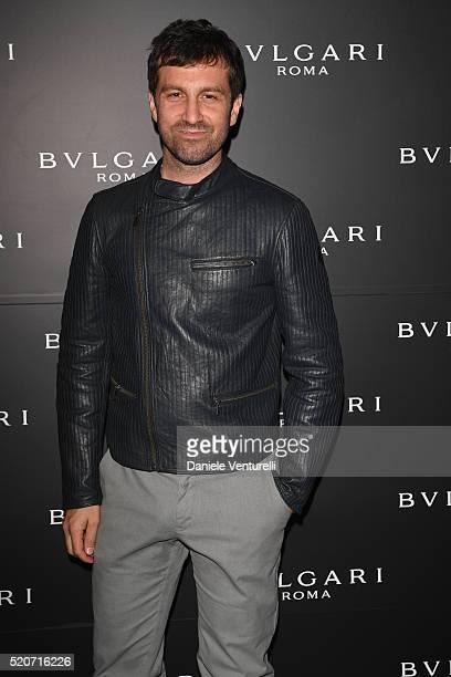 Carlo Mazzoni attends BVLGARI Celebration of BZero1 At Milan Design Week at Hotel Bulgari on April 12 2016 in Milan Italy