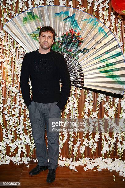 Carlo Mazzoni attends Chinese New Year Party at Mandarin Oriental on February 8 2016 in Milan Italy
