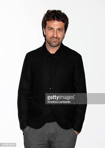Carlo Mazzoni attends 'Dee Di Vita' Presentation at Triennale di Milano on May 9 2016 in Milan Italy