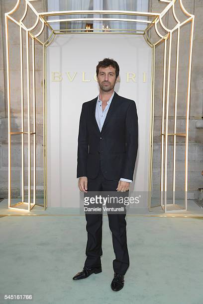 Carlo Mazzoni attends the Bulgari Celebration of Magnificent Inspirations The New High Jewellery Collection during Paris Haute Couture at the Italian...