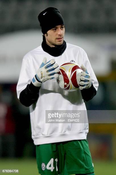 Carlo Pinsoglio Juventus goalkeeper