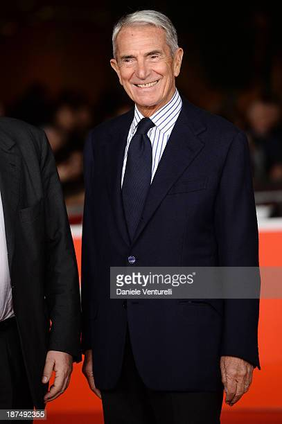 Carlo Rossella attends 'Dallas Buyers Club' Premiere during The 8th Rome Film Festival on November 9 2013 in Rome Italy