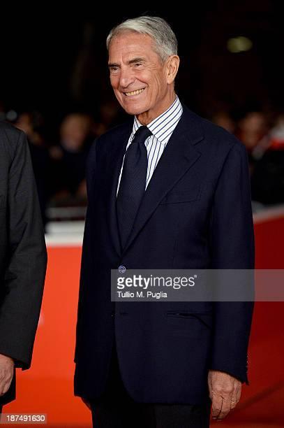Carlo Rossella attends 'Federico Degli Spiriti' Premiere during The 8th Rome Film Festival at Auditorium Parco Della Musica on November 9 2013 in...
