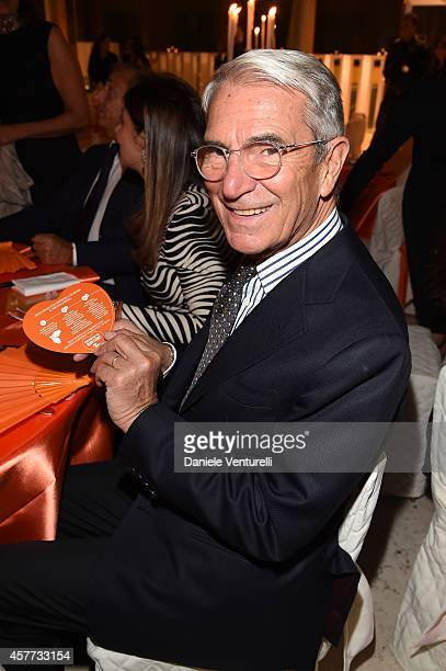 Carlo Rossella attends Gala Telethon during the 9th Rome Film Festival at Auditorium Parco Della Musica on October 23 2014 in Rome Italy