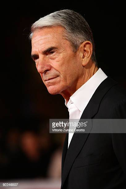 Carlo Rossella Medusa Distribution attends the 'A Serious Man' Premiere during Day 8 of the 4th International Rome Film Festival held at the...