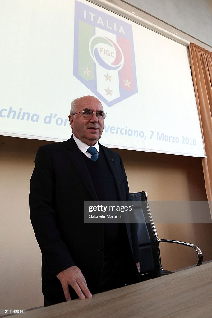 Panchine d'oro e d'argento - Italian Football Federation Award Ceremony