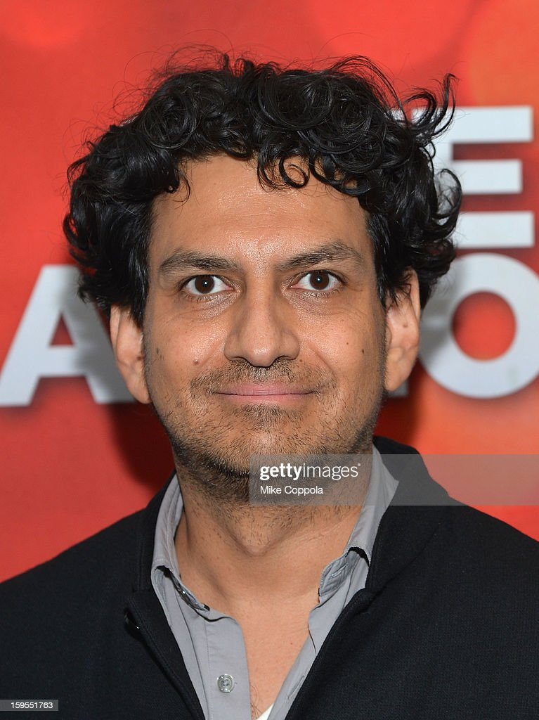 Carlos A Gutierrez attends 3rd Annual Cinema Tropical Awards at The New York Times Headquarters on January 15, 2013 in New York City.