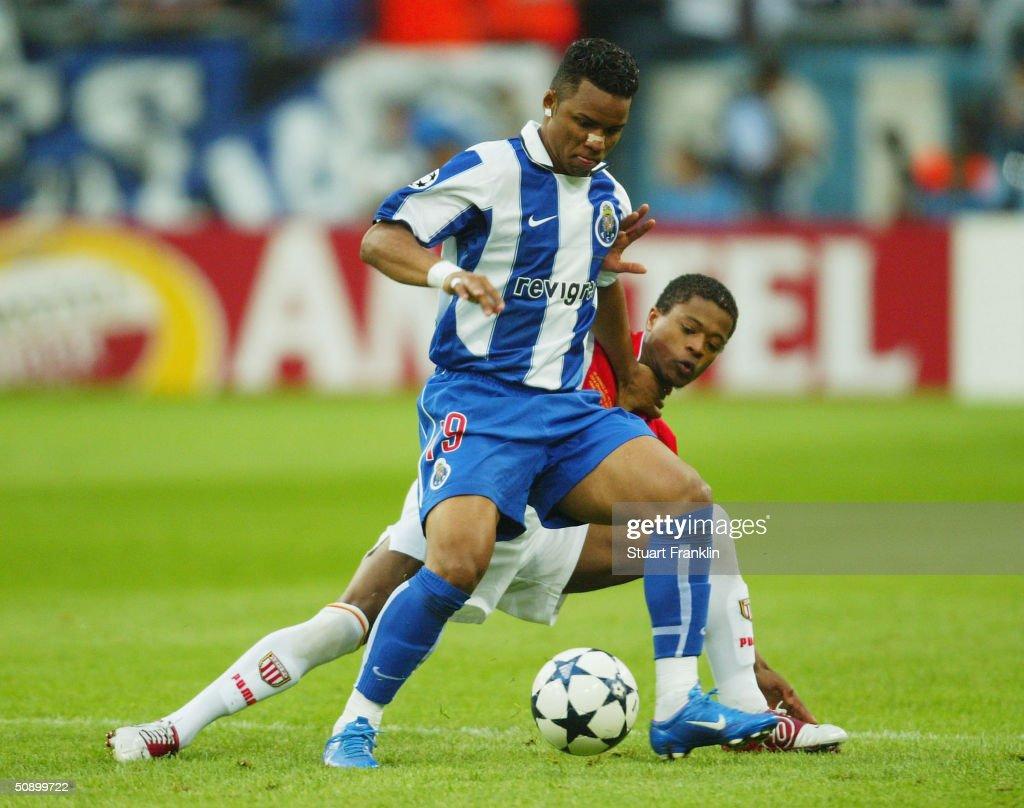 Champions League Final AS Monaco v FC Porto