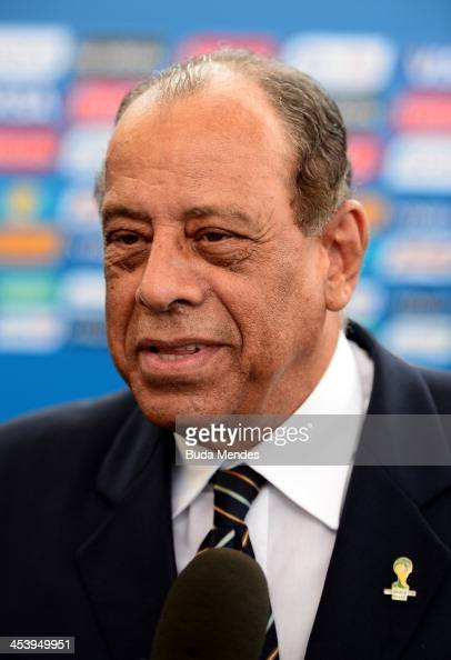 Carlos Alberto Torres arrives for the Final Draw for the 2014 FIFA World Cup Brazil at Costa do Sauipe Resort on December 6 2013 in Costa do Sauipe...