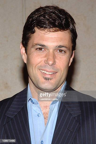 Carlos Bernard during 2005/2006 AE Television Networks UpFront at Rockefeller Center in New York City New York United States