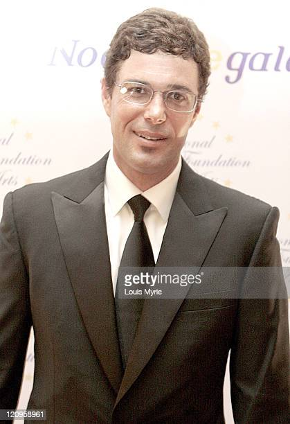 Carlos Bernard during National Hispanic Foundation for the Arts Event September 13 2005 at Mayflower Hotel in Washington DC District of Columbia...
