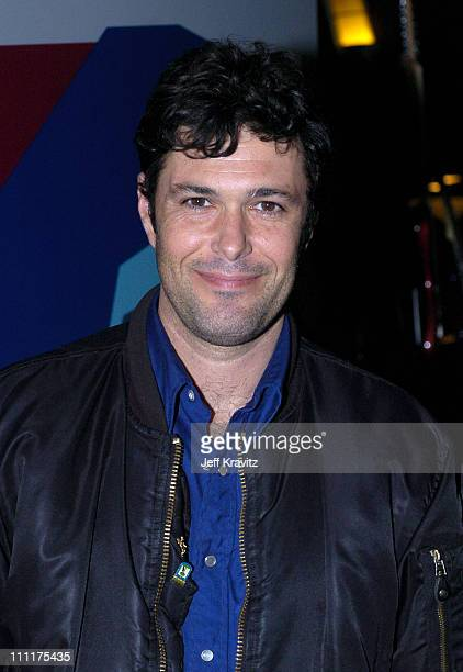 Carlos Bernard during The 46th Annual Grammy Awards Westwood One Backstage at the Grammys Day 1 at Staples Center in Los Angeles California United...