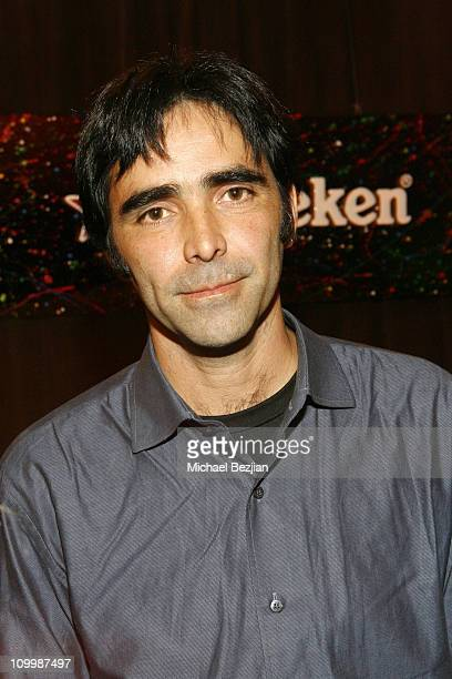 Carlos Bolado during 2006 Park City Heineken Lounge Hosts Solo Dios Sabe Party at Village at the Lift in Park City Utah United States
