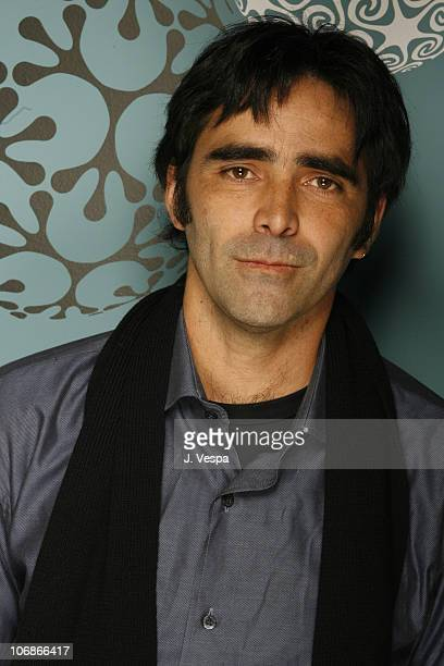 Carlos Bolado during 2006 Sundance Film Festival 'Solo Dios Sabe' Portraits at HP Portrait Studio in Park City Utah United States
