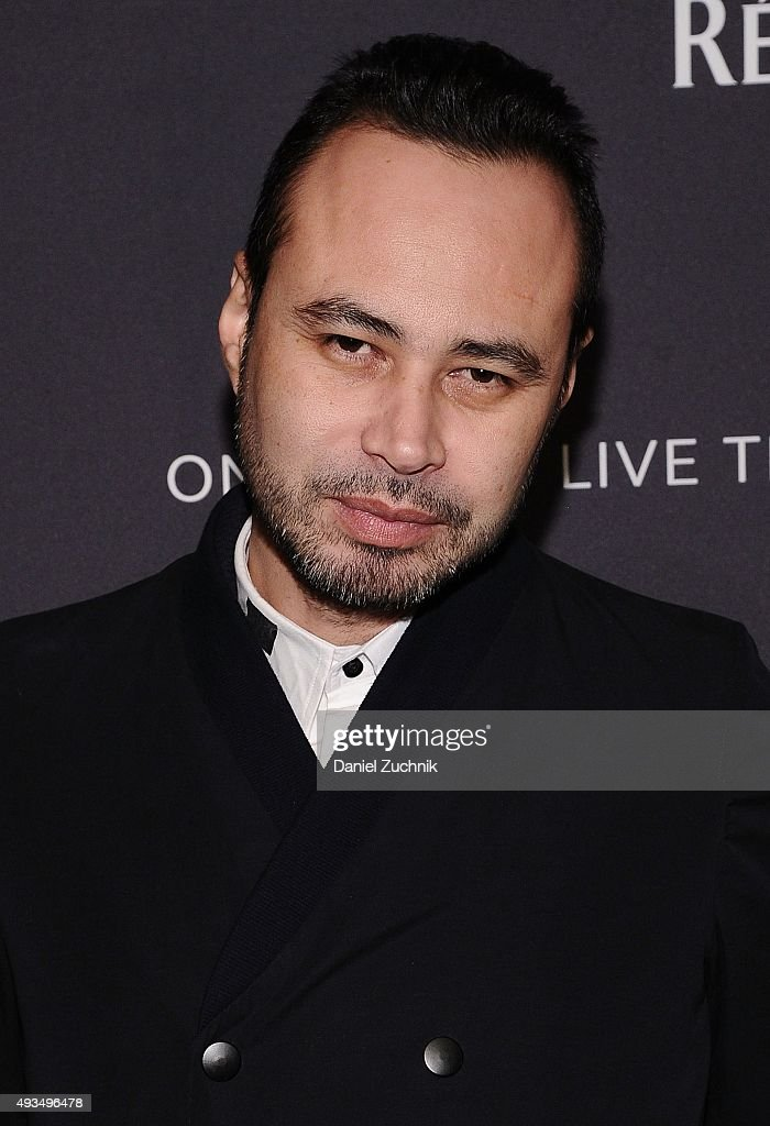 Carlos Campos attends the The House Of Remy Martin 'One Life/Live Them' Launch Event With Jeremy Renner at ArtBeam on October 20, 2015 in New York City.