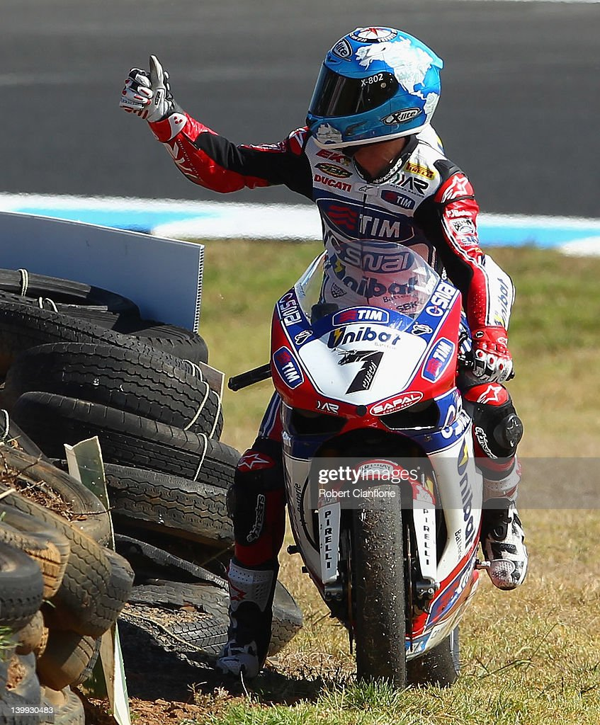2012 Superbike FIM World Championship - Phillip Island