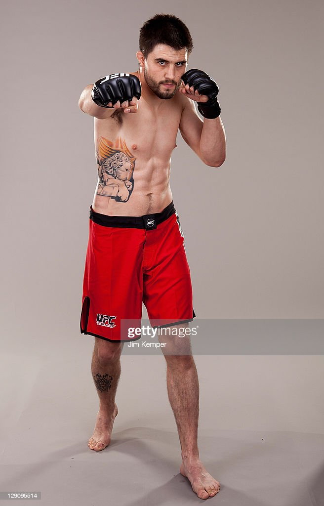 UFC Fighter Portraits