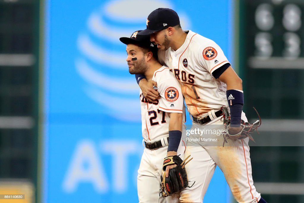 League Championship Series - New York Yankees v Houston Astros - Game Six