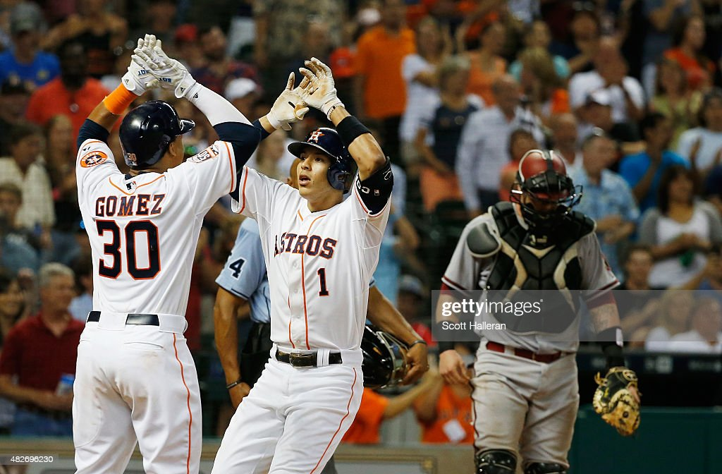 Arizona Diamondbacks v Houston Astros