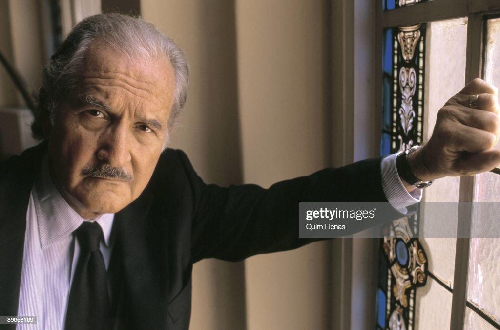 Carlos Fuentes writer