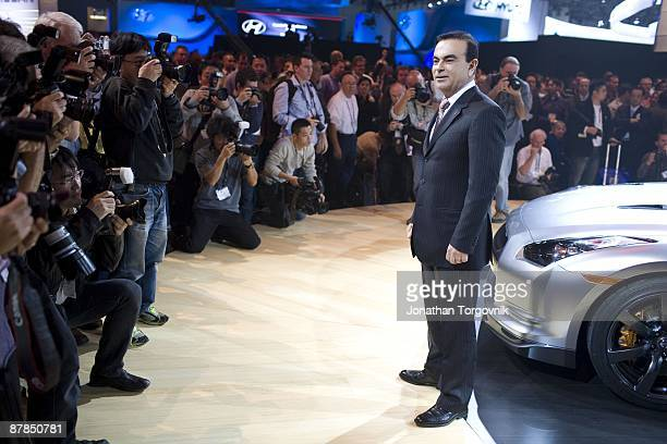 carlos ghosn nissan ceo So says carlos ghosn, an electric-car pioneer among ceos of mainstream  automakers ghosn made the statement at a nissan event in hong.