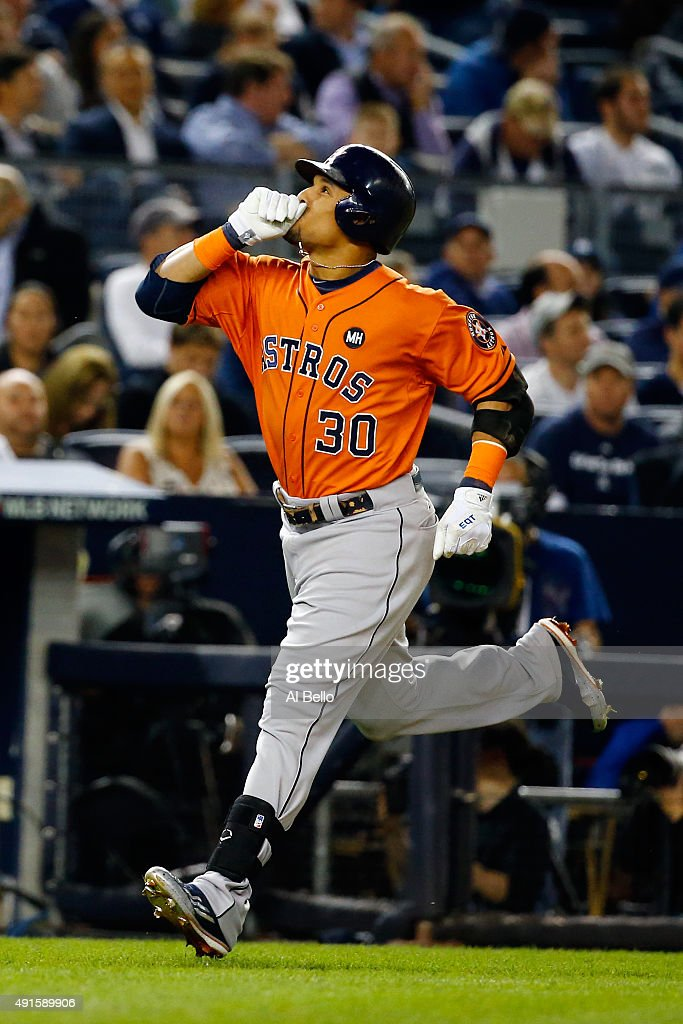In Focus Astros Defeat Yankees In Wildcard Game s and