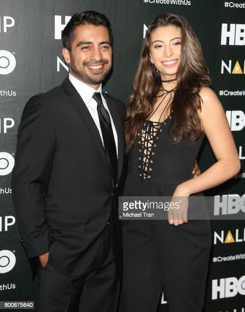 Carlos Hurtado and Valentina Colombia attend the NALIP 2017 Latino Media Awards held at The Ray Dolby Ballroom at Hollywood Highland Center on June...