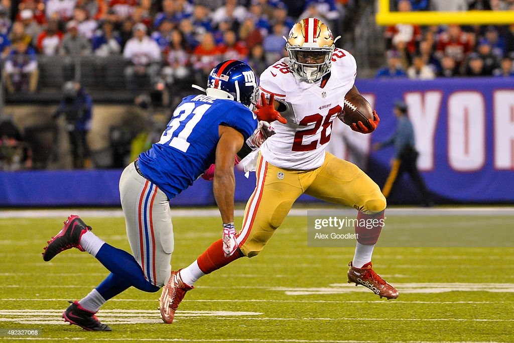 Cheap NFL Jerseys Sale - San Francisco 49ers v New York Giants | Getty Images