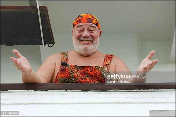 Carlos in the Bijagos Archipelago in GuineaBissau on November 01st 2004 Carlos on the African Queen is a yacht of human dimension 17 cabins that...