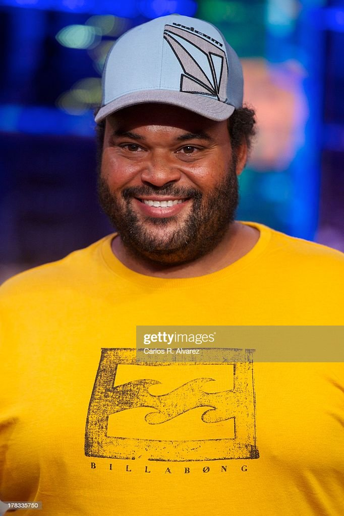 Carlos Jean attends the 'El Hormiguero 3.0' new season presentation at the Vertice Studio on August 29, 2013 in Madrid, Spain.