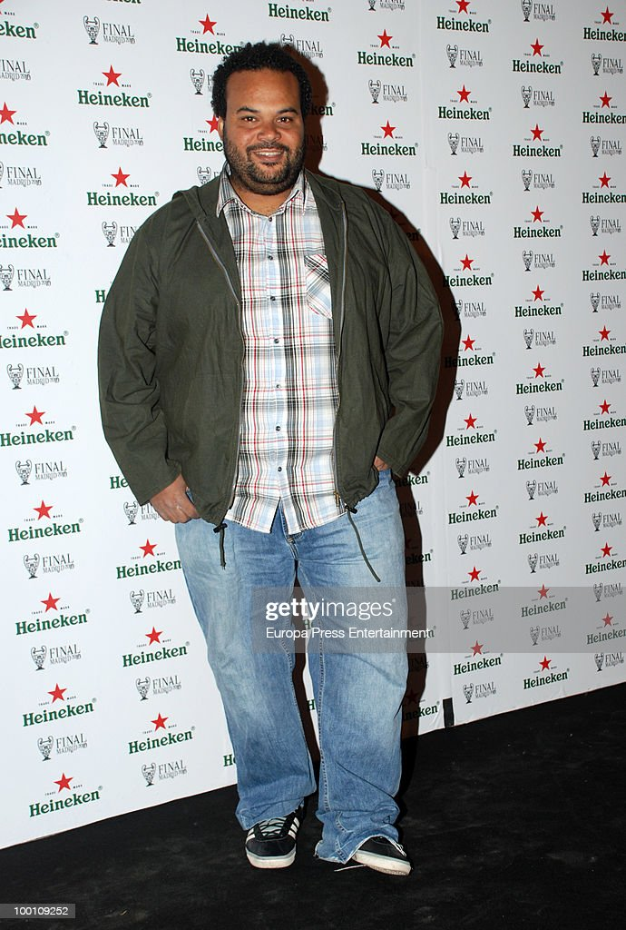 Carlos Jeans attends the Heineken Private Party on May 20, 2010 in Madrid, Spain.