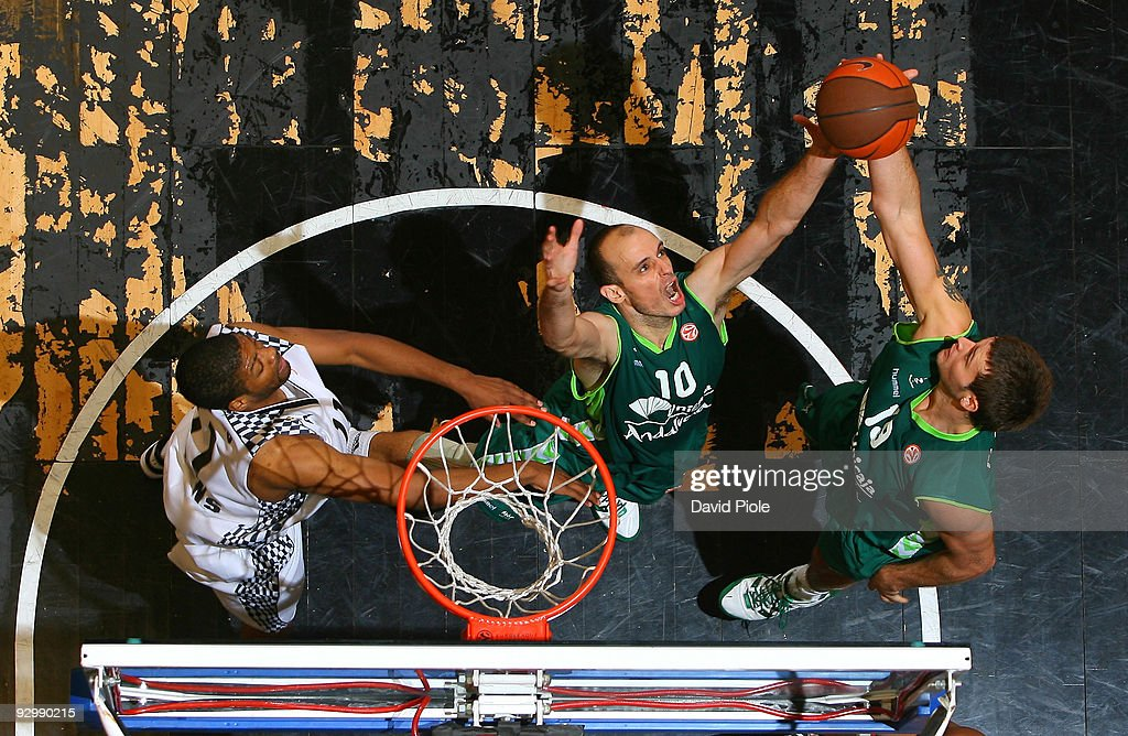 Entente Orleanaise v Unicaja - EuroLeague Basketball