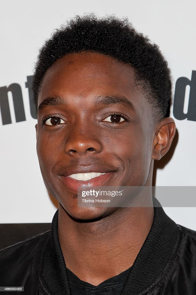Carlos Knight attends the 2nd annual Borgnine movie star gala honoring actor Joe Mantegna at Sportman's Lodge on February 1, 2014 in Studio City, California.