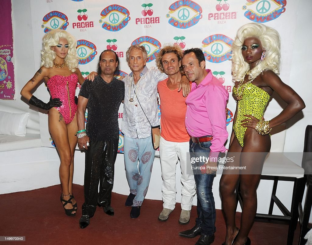 Flower Power Party 2012 in Ibiza