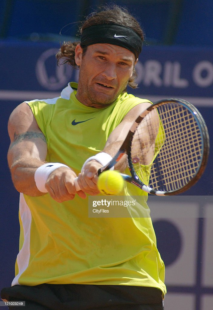 ATP - 2006 Estoril Open - First Round - Carlos Moya vs. Flavio Saretta
