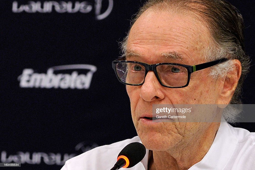 Carlos Nuzman, Head of the Organising Commitee for Rio De Janeiro 2016 attends the Sport and Development in Rio De Janerio Press Conference during the 2013 Laureus World Sports Awards on March 10, 2013 in Rio de Janeiro, Brazil.