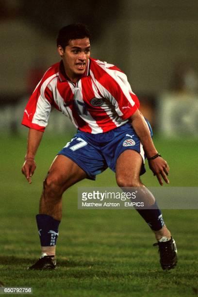 Carlos Paredes Paraguay