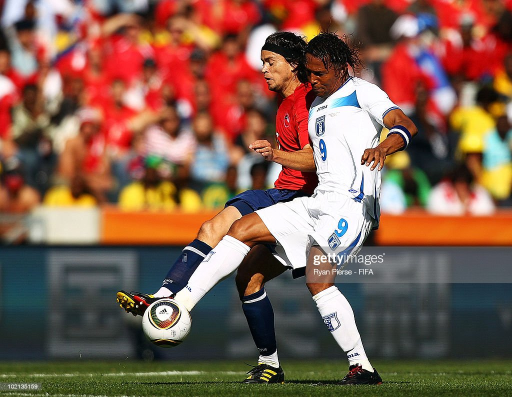Honduras v Chile: Group H - 2010 FIFA World Cup