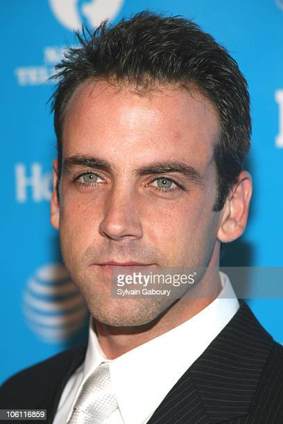 Carlos Ponce during 2nd Annual Leaders of Spanish Language Television Awards Red Carpet at TimeLife Building at 1271 Avenue of the Americas in New...