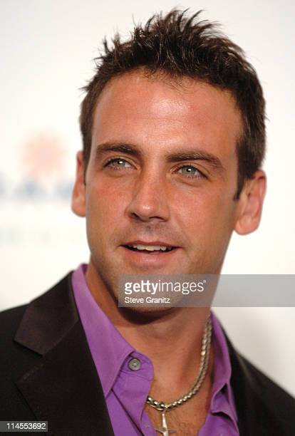 Carlos Ponce during Fifth Annual AdoptAMinefield Gala at Beverly Hilton Hotel in Beverly Hills California United States