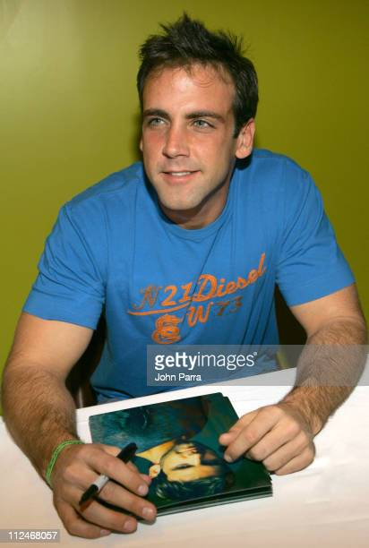 Carlos Ponce during Strike Miami Grand Opening at Dolphin Mall in Miami Florida United States