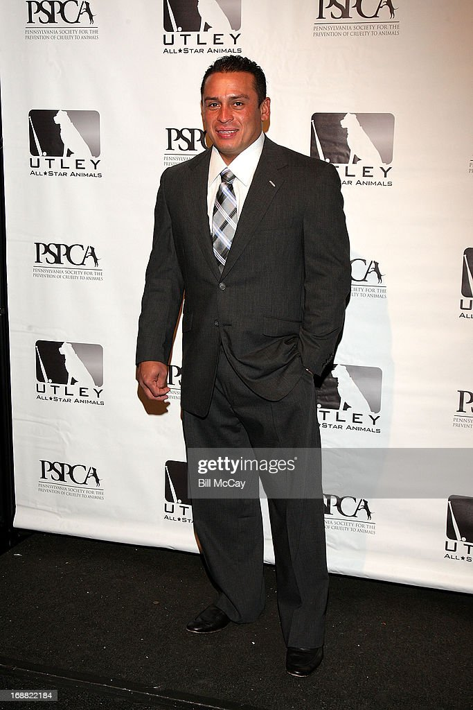 Carlos Ruiz attends the 6th Annual Utley All-Star Animals Casino Night to benefit the Pennsylvania SPCA at The Electric Factory May 15, 2013 in Philadelphia, Pennsylvania.