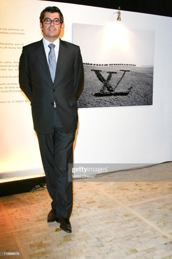Louis Vuitton Exhibition with Photographer Jean Lariviere - Mexico City