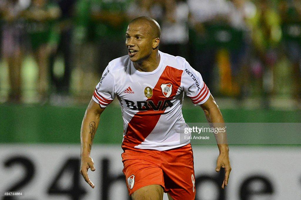 Chapecoense v River Plate - Copa Sudamericana 2015