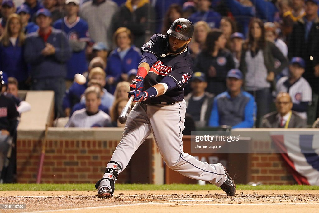 World Series - Cleveland Indians v Chicago Cubs - Game Four