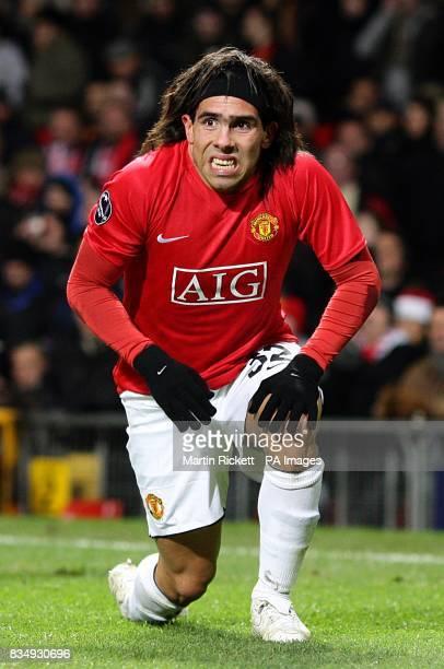 Carlos Tevez Manchester United